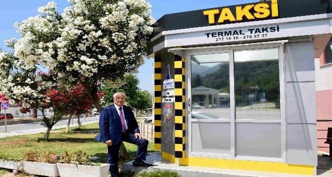 İzmir'in yeni taksi duraklarına tam not