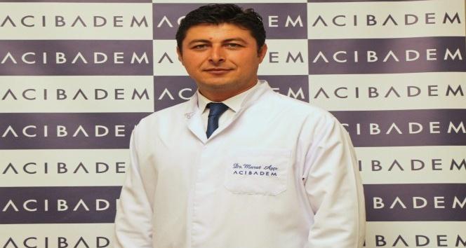 Dr. Murat Aşçı göreve başladı