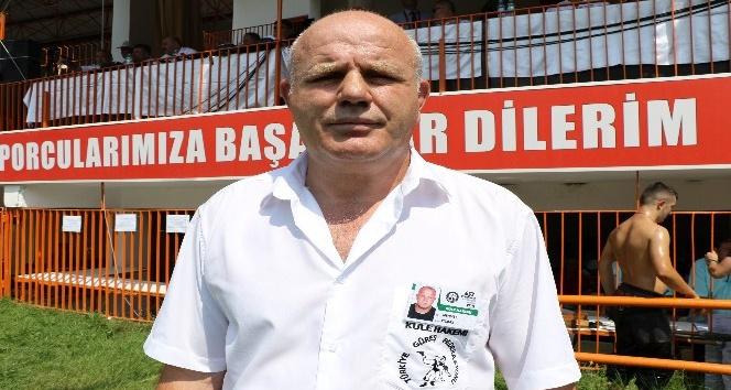 (Özel Haber) Kırkpınar'ın 52 yıllık yaşayan efsanesi Başcazgır 'Pele Mehmet'