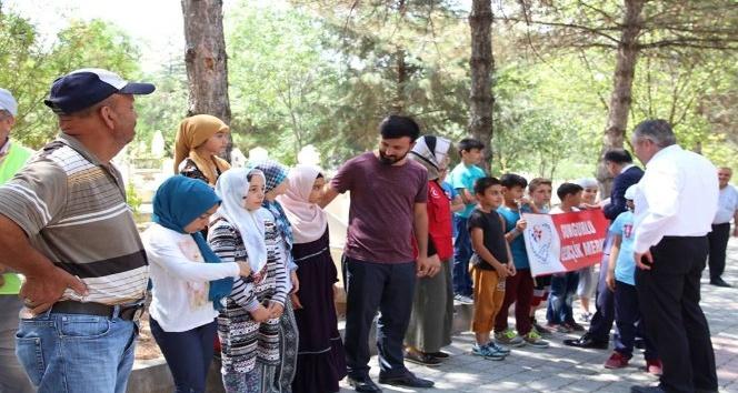 15 Temmuz şehidi Akif Kapaklı dualarla anıldı