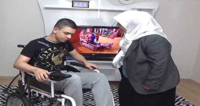 Engelli vatandaşların hayatları Yunusemre'yle kolaylaşıyor