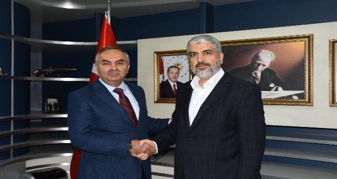 HAMAS Lideri Halid Meşal: