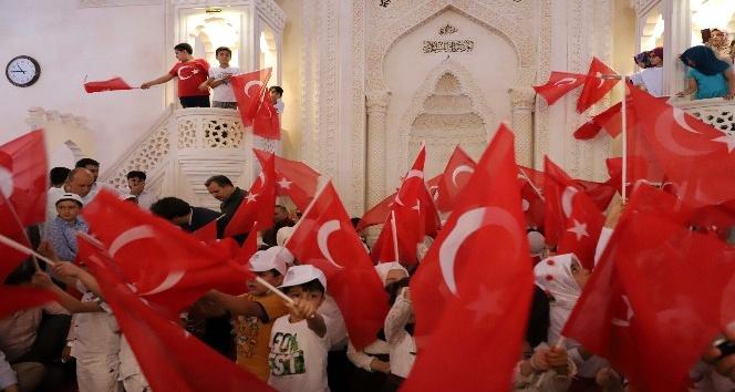Mardin'de 15 Temmuz etkinleri dualarla başladı