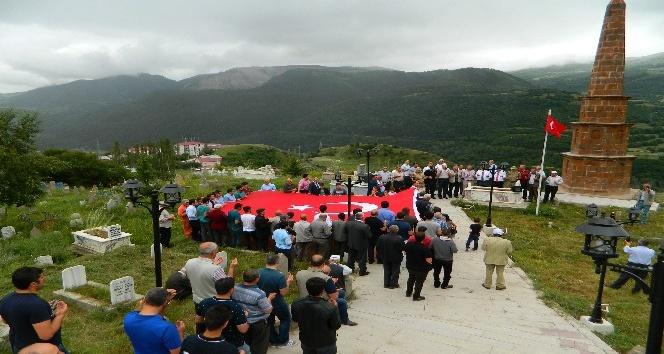 15 Temmuz Şehit Ve Gazileri Posof'ta anıldı