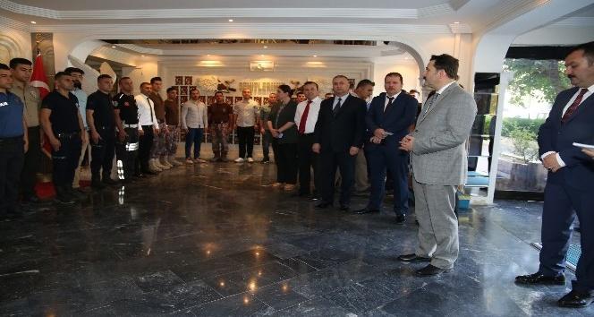 Mardin'de 80 polise çeyrek altın verildi
