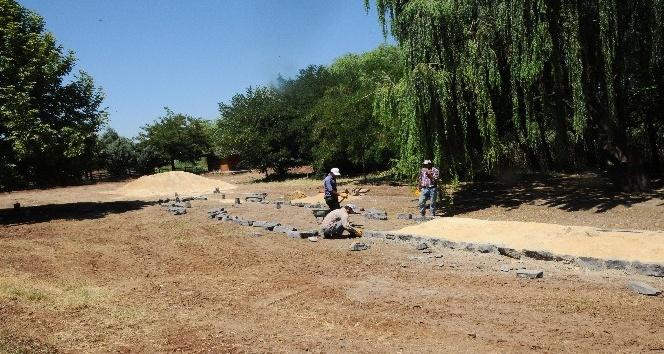Gölbaşı Gölleri Tabiat Parkının çehresi değişiyor