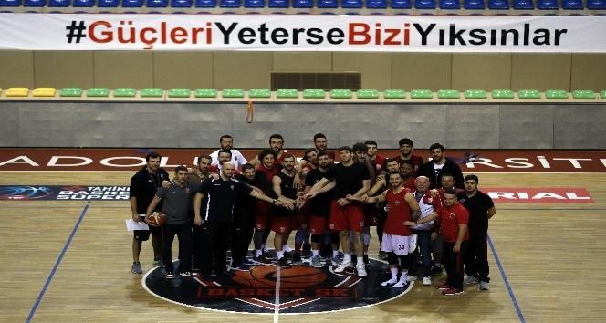 Eskişehir Basket liglerden çekilme sebebini açıkladı