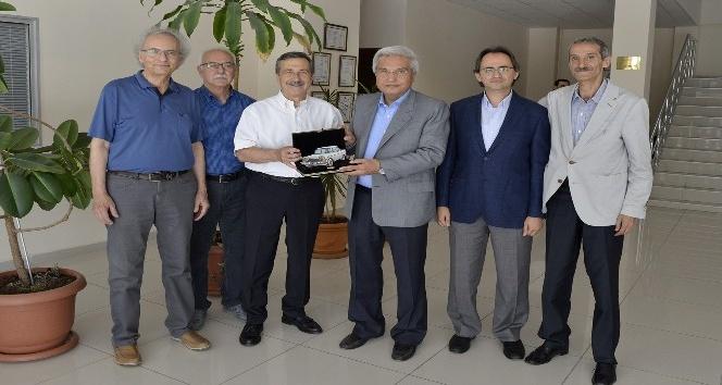 Başkan Ataç fabrika ziyaretlerine devam ediyor