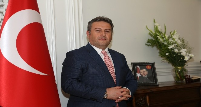 Başkan Palancıoğlu'ndan 15 Temmuz Mesajı