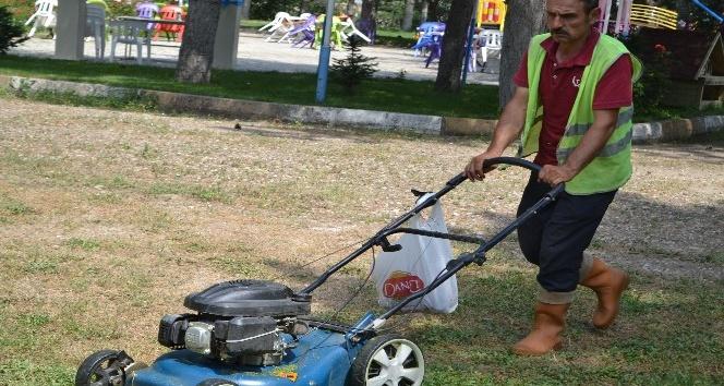 Şuhut Belediyesi çalışmalarına hız verdi