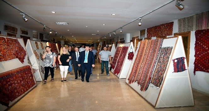 Özbekistan heyeti Isparta'da