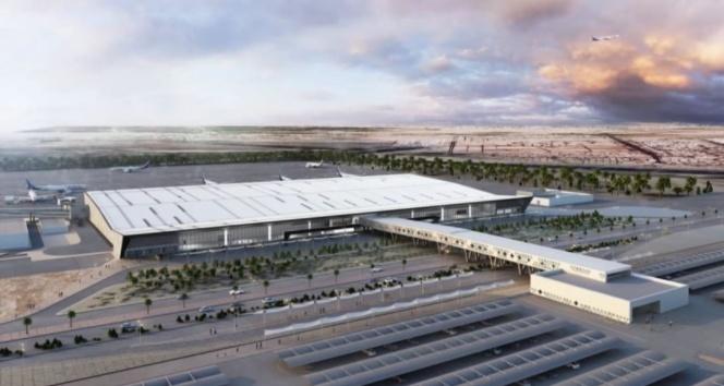 Türk şirketi Kuveyt'i yeni nesil uluslararası havaalanı terminali ile ABD'ye bağladı