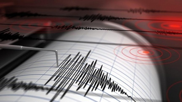 Deprem oldu | Son Depremler
