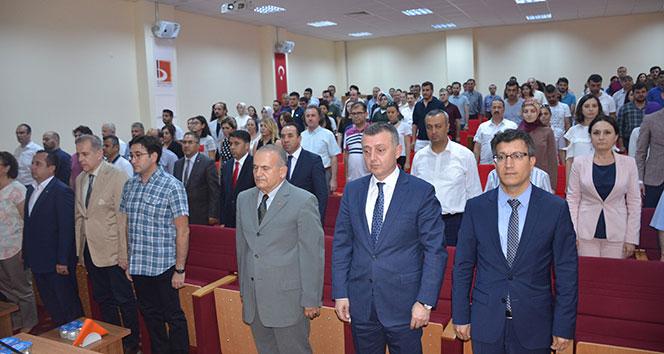 Türkiyede Darbe Geleneği ve 15 Temmuz konulu konferans düzenlendi