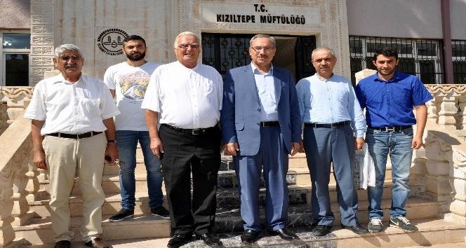 74 yaşındaki Alman vatandaşı Türk komşularından etkilenip Müslüman oldu