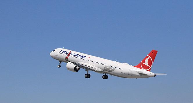 Türk Hava Yolları, ilk A321neo uçağını filoya dahil etti