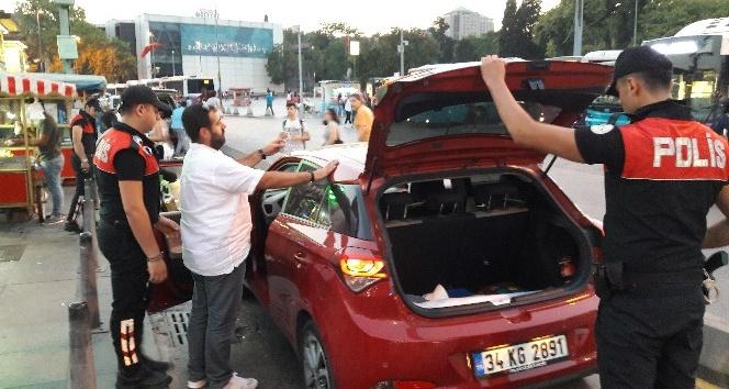 İstanbul'da 5 bin polis ile asayiş uygulaması