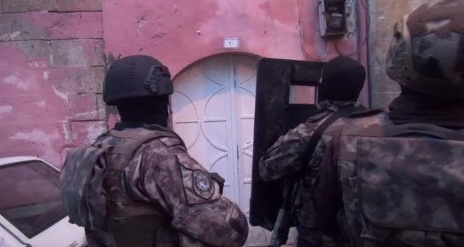Şanlıurfa'da terör örgütünün propagandasını yapan 8 kişi gözaltına alındı