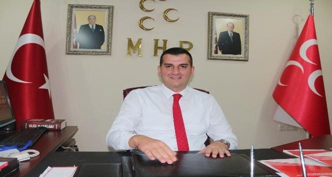 """MHP'li Pehlivan; """"15 Temmuz tarihi bir hesaplaşma, tarifsiz bir hıyanettir"""""""