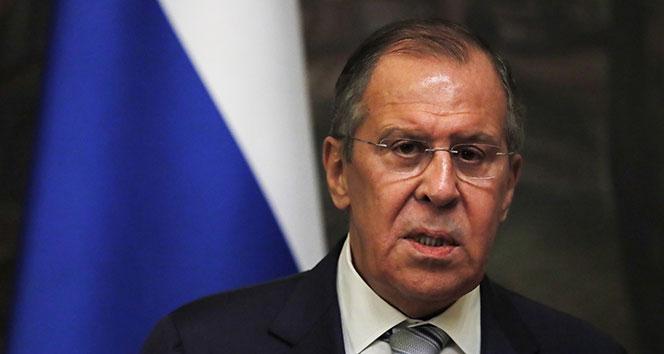 Lavrov: 'NATO ülkeleri Rusya'dan 20 kat fazla savunmaya para harcadı'