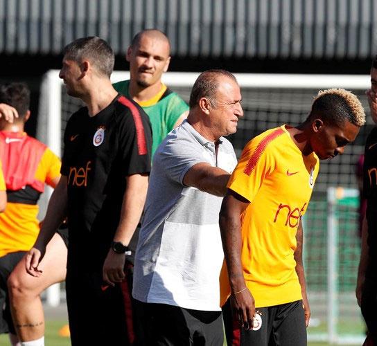 Galatasaray milli yıldızla 1 yıllığına anlaştı!