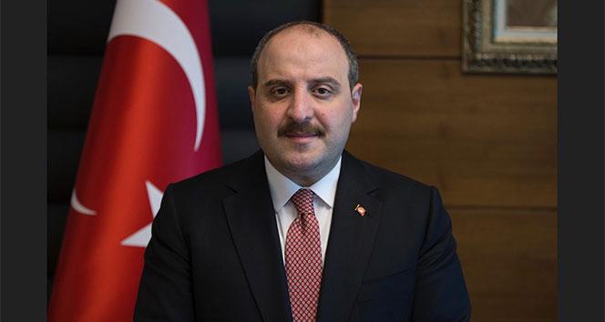 Sanayi ve Teknoloji Bakanı Varank: 'Allah'ın izniyle bu savaşı da hep birlikte kazanacağız'