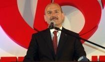 Bakan Soylu, Özel Harekat Daire Başkanlığında konuşma yaparken gözyaşlarına hakim olamadı