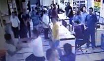 Hastanede görülmemiş kavga