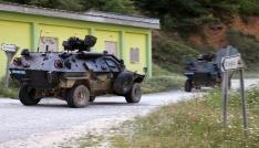 Kürtünde terör operasyonları devam ediyor