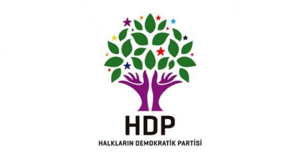 HDP'den skandal açıklama! Terörist cenazesine katılan vekillere