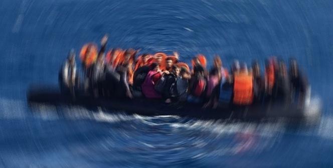 KKTC'de mülteci gemisi battı: 19 ölü