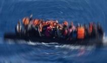 KKTCde mülteci gemisi battı: 19 ölü