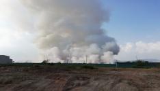 Osmaniyedeki yangın sürüyor