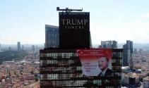 Cumhurbaşkanı Erdoğanın posteri, Trump Towersda