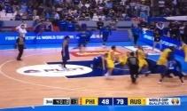 Olaylı Filipinler-Avustralya maçının faturası ağır oldu