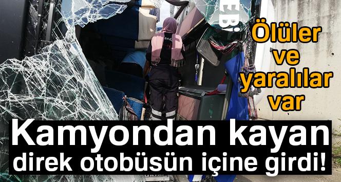 Trabzon'dan çok kötü haber! Ölüler ve yaralılar var