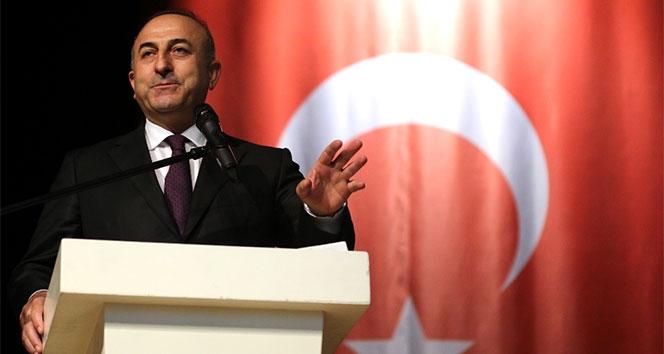 Çavuşoğlu: 'Umarım batılı ülkelerden de tam destek alırız'