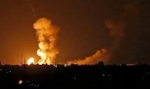 İsrail ordusu: Hamasa ait 60 hedefe saldırdık
