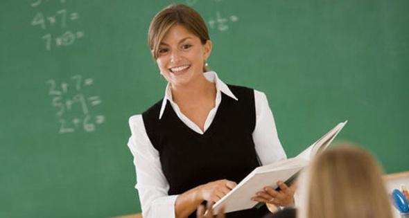 Öğretmene çifte müjde