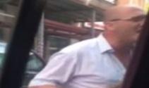 Uber sürücüsüne taksi şoföründen sopalı saldırı