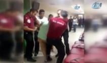 İstanbul'da kadın doktora şiddet