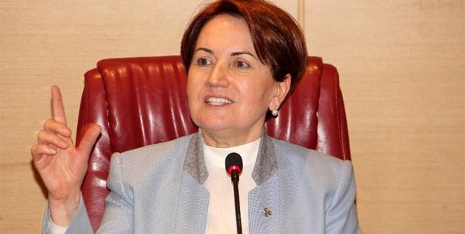 Meral Akşener kurultayda aday olmayacağını açıkladı