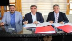 Amasya Belediyesi ile OKAdan çifte sözleşme