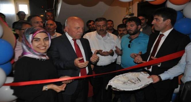 Diyet Danışma ve Beslenme Merkezi açıldı