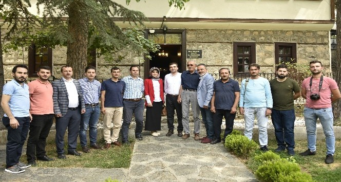 Çoruh EDAŞ Basın Bayramında gazetecilerle buluştu