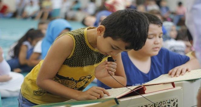 Sunar Mısır'dan çalışanların çocuklarına Kuran eğitimi