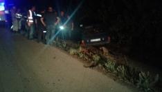 Amasyada trafik kazası: 1 ölü