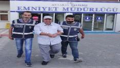 Türkiyeyi dolandıran 80lik binbir surat Aksarayda yakalandı