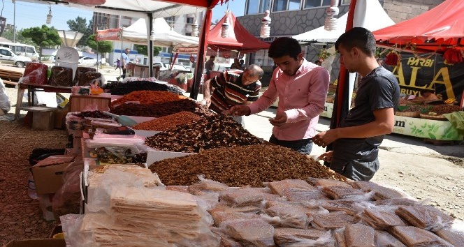 Türkiye yöresel gıda ve tarım ürünleri Erzurum'da