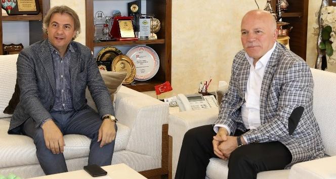 Beyoğlu Belediye Başkanı Demircan'dan Başkan Sekmen'e övgü